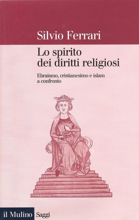 Copertina del libro Lo spirito dei diritti religiosi